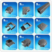 Proveedor de canales eléctricos de metal pre galvanizado de alta calidad