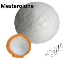 esteroide del levantamiento de pesas CAS 1424-00-6 Polvo crudo de Mesterolone