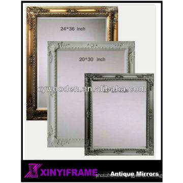 Handmade Framed Wooden Design Wall Mirrors Decorative