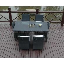 Ningbo Garden Rattan Dining Sets