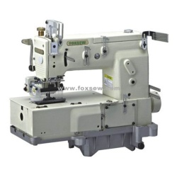 17-igłowa Podwójna łańcuszkowa maszyna do szycia płaskiego