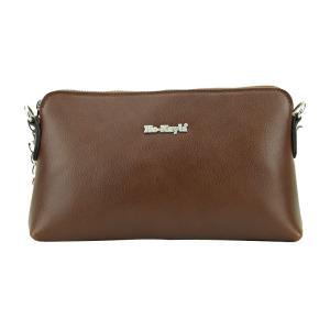 Lightweight Genuine Leather Mini Crossbody Bag