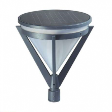 LED 12W Solar Garden Lamp Holder