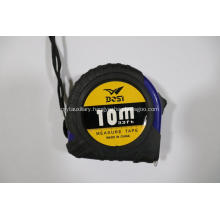 Steel Measure Tape Rubber Coating Tape Measure