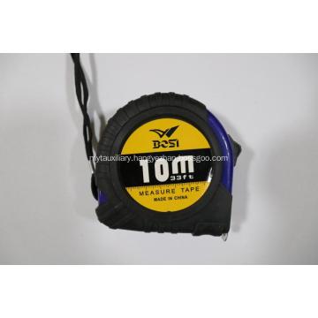 Steel Measure Tape Rubber Coating Tape Measure