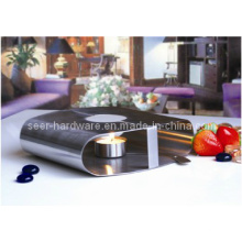 Aquecedor de vela de aço inoxidável (se6102)