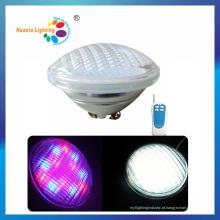 Luz de vidro grossa da piscina do diodo emissor de luz do RGB 24W