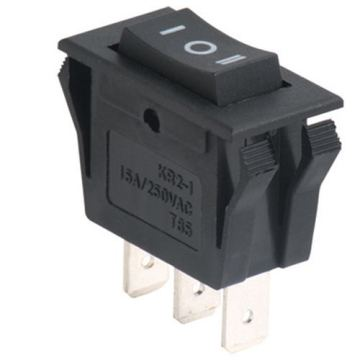 Switch Rocker On-Off-On
