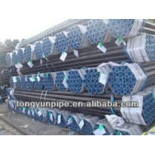 OD 20-1020mm dünne Dicke nahtlose Stahlrohr / ASTM API A53 A234 Q235 DIN 18A335 Nahtloses Stahlrohr aus Porzellan