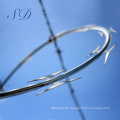 Antikorrosions-Konzertina-Rasiermesser-Stacheldraht