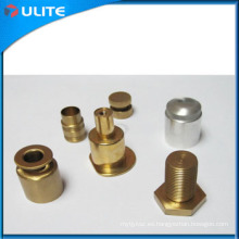 Partes funcionales Servicio rápido del prototipo, accesorios electrónicos del hardware Partes de la máquina del CNC