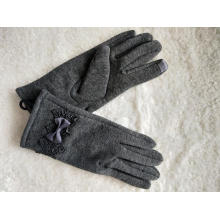 New fashion women gloves with bow