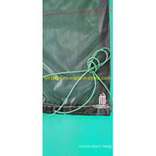 Finished PVC Net Shelter