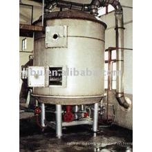 Secadora de transferencia de vacío de placa continua para productos químicos