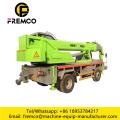 Heavy Duty 8 Tons Crane Trucks For Sale