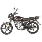 HS125-X8 Jiangmen Huasha 125cc Black Sport Motorcycle