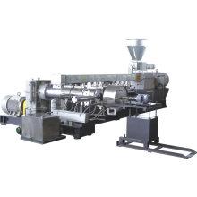 Alta eficiência do PVC cabo composição extrusora de PVC duplo-estágio