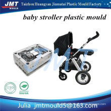 OEM plastic injection molding baby stroller for baby sitting and lying comfortable mold factory
