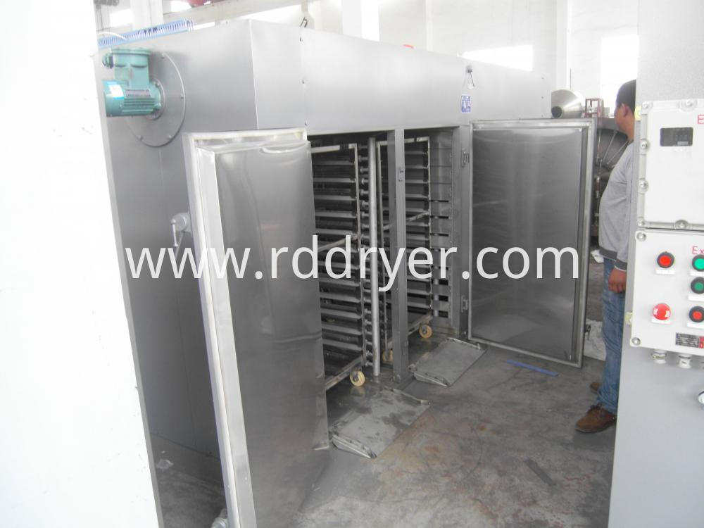 Ct-C Series Hot Air Circulation Drying Oven for Drying Tomato