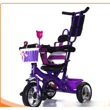 Cochecito de bebé triciclo y cochecito de bebé de bicicleta