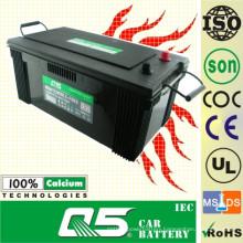DIN-72026 12V220ah DIN Standard Maintenance Free Lead Acid Car Battery