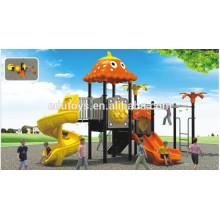 Yuhe de alta calidad Parque de atracciones de plástico Juguetes al aire libre de recreo EB10196