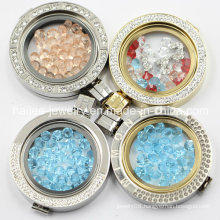 Best Sale Stainless Steel Floating Locket Pendant for Decoration