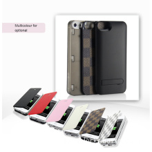 PU Leather Flip Case for iPhone5