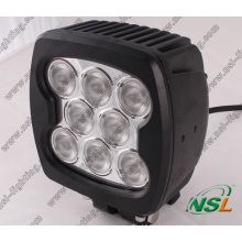 80W LED Driving Light, Offroad Light, CREE Driving Lights