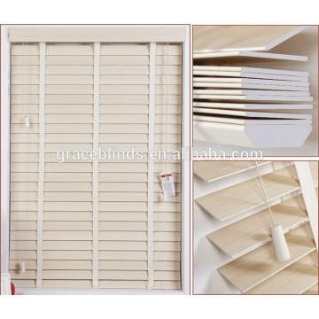 50mm PVC fauxwood printedHorizontal Venetain blinds