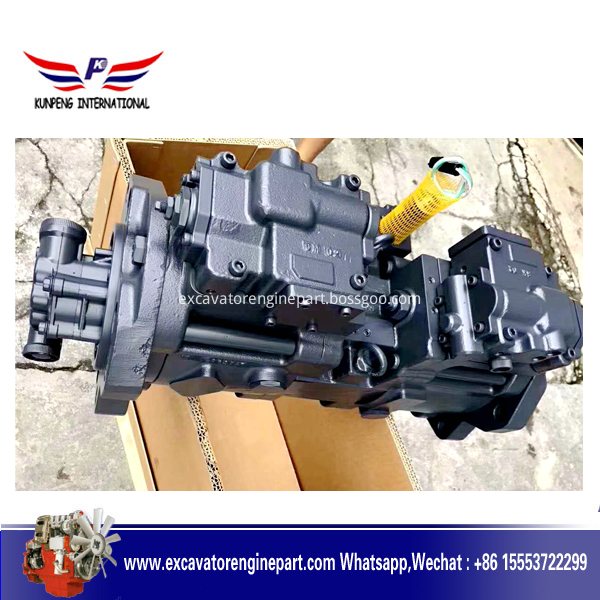R210-7 R225-7 R250-7 K3V112 Hydraulic Kawasaki Pump K3V112DT-1CER-9C32-2B 31N7-10010