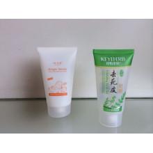 Creme facial tubo de loção do corpo / cosmético tubo / tubo plástico