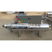 2015 hot sale uv sterilizer for sewage water made in China
