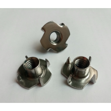 4 Prong Stainless Steel T Kacang M5