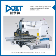 DT 008-25064P-VPT Multi-needle back and forth driving double chain stitch on tuck fabric pants making machine