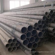Fabrik Direktverkauf ASTM A53 B Nicht-Legierung nicht sekundären schwarzen Kohlenstoff Stahlrohr mit wettbewerbsfähigen Preis nahtlose Rohre