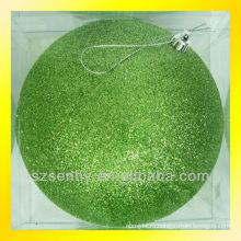 Великолепный декоративный пенопластовый большой xmas шаров