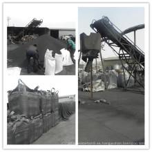 Importadores de carbón activado granular de carbón 12x40 para la purificación del aire