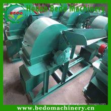 Triturador de madeira pequeno do triturador da árvore da planta do triturador móvel