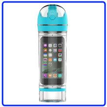 Пластиковая бутылка воды 480 мл мобильного телефона (R-1195)