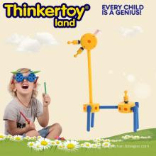 Tier-Modell Intellektuelle Spielzeug für Kinder Bildung Spielzeug