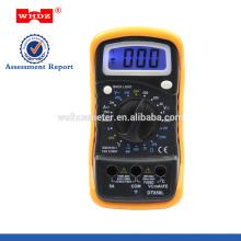 Multímetro digital DT858L CE con luz de fondo con temperatura con GS