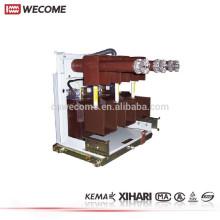 KEMA testou o caminhão do trole do VT do Switchgear de média tensão