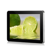"""15"""" capacitive touch screen lcd display android wall mount smart kiosk"""