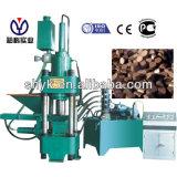 Professional hydraulic copper briquette machine from Shanghai Yuke