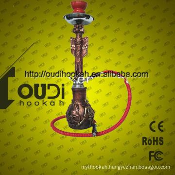 2015 New design egyptian shisha resin hookah shisha shape hookah