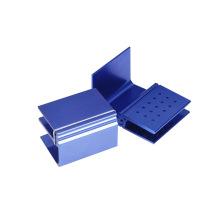 High Precise CNC Machining Blue Anodized Aluminum Parts