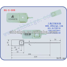 Bank Seal BG-S-009, container seal