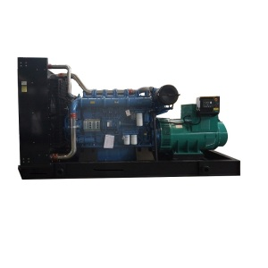 20' container diesel generator 1250kVA with yuchai engine