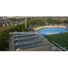 2014 Nuevo Tipo Split Vacío De Presión De Tubo De Calentador De Agua Solar Para La Piscina En Casa